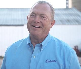Phil Keiser, Culver's CEO